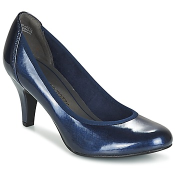 Schuhe Damen Pumps Marco Tozzi JAFRAKO Marine