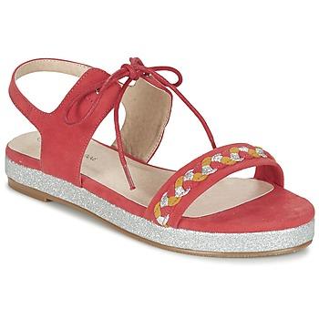 Schuhe Damen Sandalen / Sandaletten Moony Mood GLOBUNE Rose