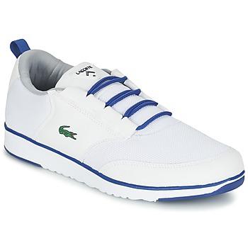 Schuhe Herren Sneaker Low Lacoste L.IGHT 117 1 Weiss