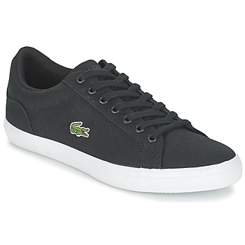 Schuhe Herren Sneaker Low Lacoste LEROND BL 2 Schwarz