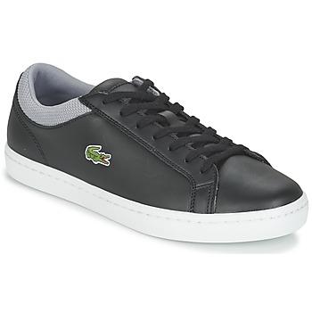 Schuhe Herren Sneaker Low Lacoste STRAIGHTSET SP 117 2 Schwarz