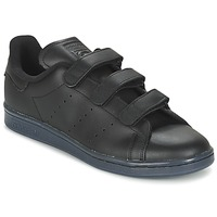 Schuhe Herren Sneaker Low adidas Originals STAN SMITH CF Schwarz