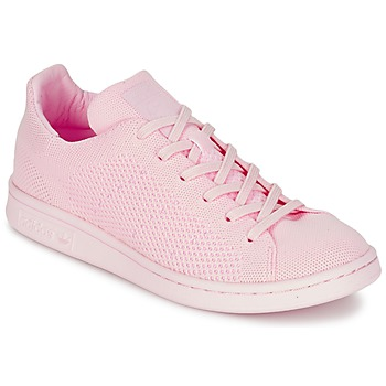 Schuhe Damen Sneaker Low adidas Originals STAN SMITH PK Rose