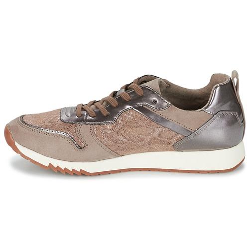 Tamaris Sneaker ROUFO Grau  Schuhe Sneaker Tamaris Low Damen 55,96 e13c4e