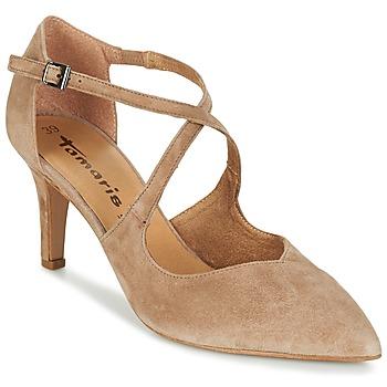 Schuhe Damen Sandalen / Sandaletten Tamaris DROL Natur