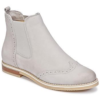 Schuhe Damen Boots Tamaris MORCO Grau