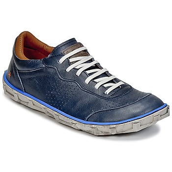 Schuhe Herren Sneaker Low Art MELBOURNE Blau