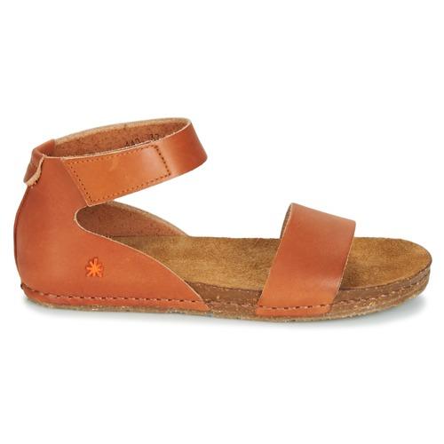 Art CRETA Braun  Schuhe Sandalen / Sandaletten Damen 75,99
