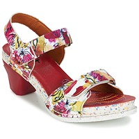 Schuhe Damen Sandalen / Sandaletten Art I ENJOY Rose