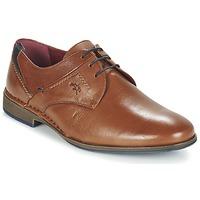 Schuhe Herren Derby-Schuhe Fluchos ALONSO Braun
