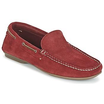 Schuhe Herren Slipper Fluchos LEX Rot