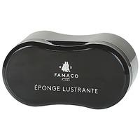 Accessoires Pflegemittel Famaco Eponge lustrante incolore Modefarbe