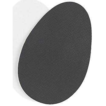 Accessoires Schuh Accessoires Famaco Patins d'usure T2 noir Schwarz