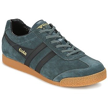 Schuhe Herren Sneaker Low Gola HARRIER Grau / Schwarz