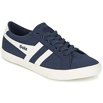 Schuhe Herren Sneaker Low Gola VARSITY Marine / Weiss