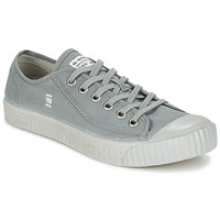 Schuhe Herren Sneaker Low G-Star Raw ROVULC CANVAS Grau