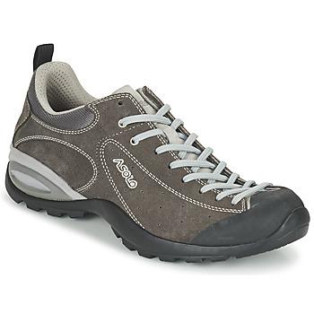 Schuhe Herren Wanderschuhe Asolo SHIVER GV Grau