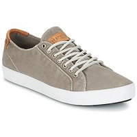 Schuhe Herren Sneaker Low Blackstone NM95 Grau