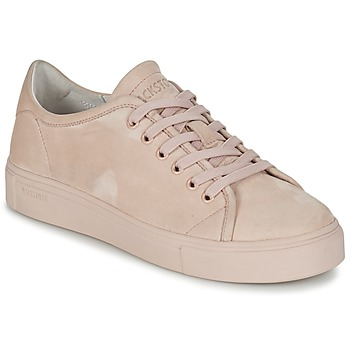 Schuhe Damen Sneaker Low Blackstone NL33 Rose
