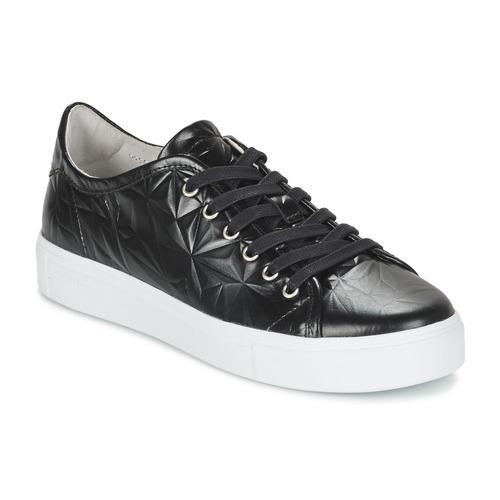 Blackstone NL34 Schwarz  Schuhe Sneaker Low Damen 119,20