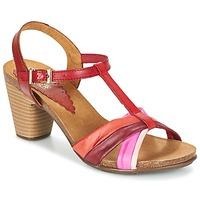 Schuhe Damen Sandalen / Sandaletten Bunker LIZ Rot / Rose