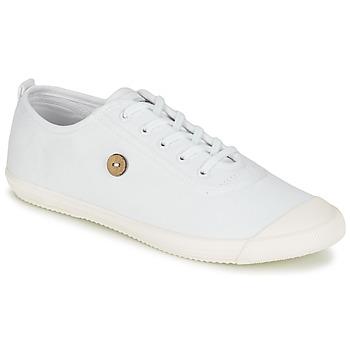 Schuhe Sneaker Low Faguo OAK Weiss