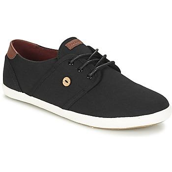 Schuhe Sneaker Low Faguo CYPRESS Schwarz