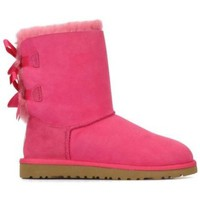 Schuhe Kinder Low Boots UGG BAILEY BOW Crs