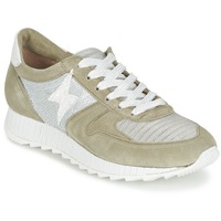 Schuhe Damen Sneaker Low Mjus HONEY Kaki