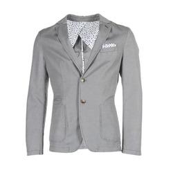 Kleidung Herren Jacken / Blazers Benetton MASKIOL Grau