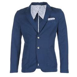 Kleidung Herren Jacken / Blazers Benetton MASKIOL Marine
