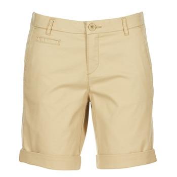 Kleidung Damen Shorts / Bermudas Benetton JAVIN Beige