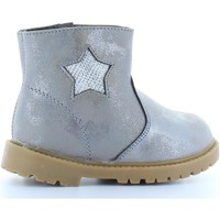Schuhe Mädchen Low Boots Happy Bee B167590-B1153 Gris