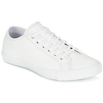 Schuhe Herren Sneaker Low Paul & Joe SUNDAY Weiss