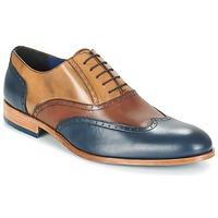Schuhe Herren Richelieu Brett & Sons ROLIATE Braun / Beige / Blau