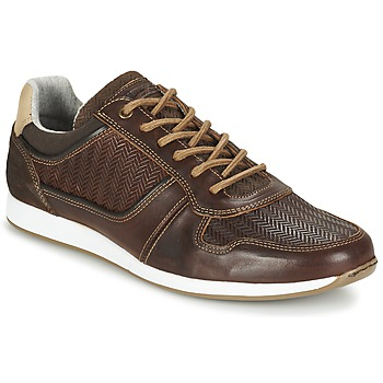 Schuhe Herren Sneaker Low Bullboxer IJINOTE Braun