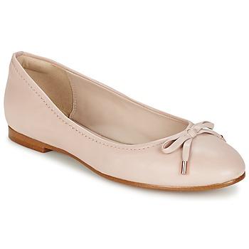 Schuhe Damen Ballerinas Clarks GRACE LILY Rose