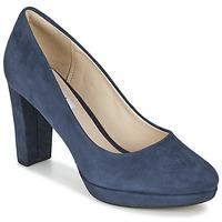Schuhe Damen Pumps Clarks KENDRA SIENNA Blau
