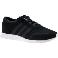 Schuhe Kinder Sneaker adidas Originals Los Angeles K  S74874 Black