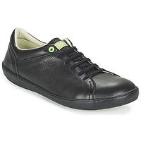 Schuhe Herren Sneaker Low El Naturalista METEO Schwarz
