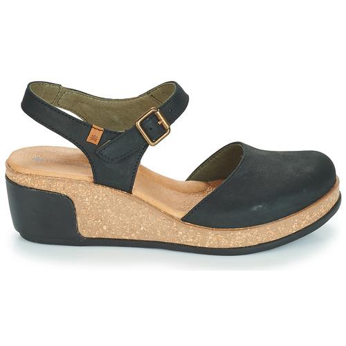 El LEAVES Naturalista LEAVES El Schwarz  Schuhe Sandalen / Sandaletten Damen 87,20 71e160