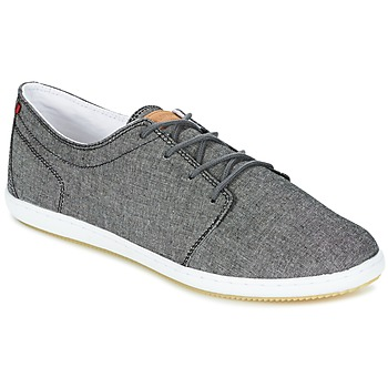 Schuhe Herren Sneaker Low Lafeyt DERBY CHAMBRAY Grau