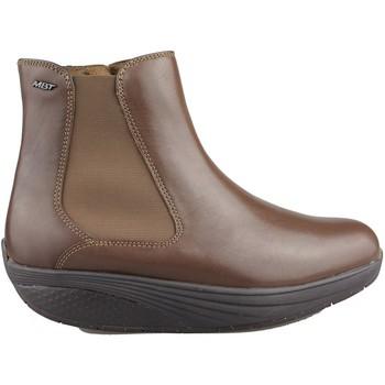 Schuhe Damen Low Boots Mbt ARUSI 6S W braun