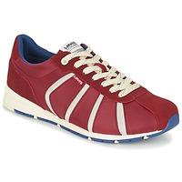 Schuhe Herren Sneaker Low Levi's ALMAYER II Rot
