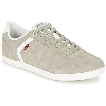 Schuhe Herren Sneaker Low Levi's LOCH Grau