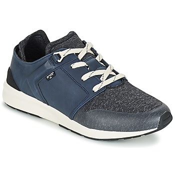 Schuhe Herren Sneaker Low Levi's BLACK TAB RUNNER Blau