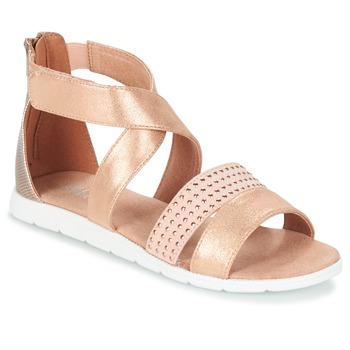 Schuhe Mädchen Sandalen / Sandaletten Bullboxer MELONILE Rose