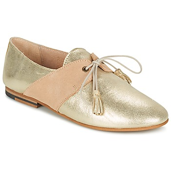 Schuhe Damen Derby-Schuhe M. Moustache MARTINE Gold