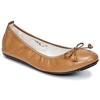 Schuhe Damen Ballerinas Mac Douglas ELIANE Braun