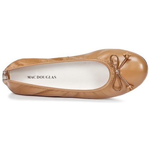 Mac Douglas ELIANE Braun Schuhe Ballerinas Damen 53,39